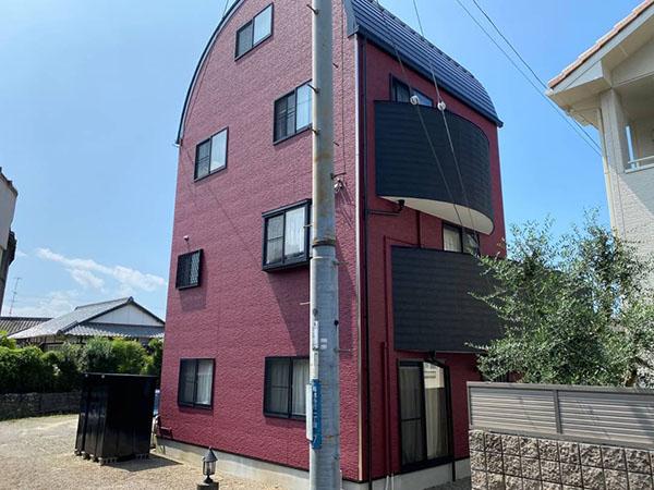 新居浜市 外壁塗装  屋根塗装