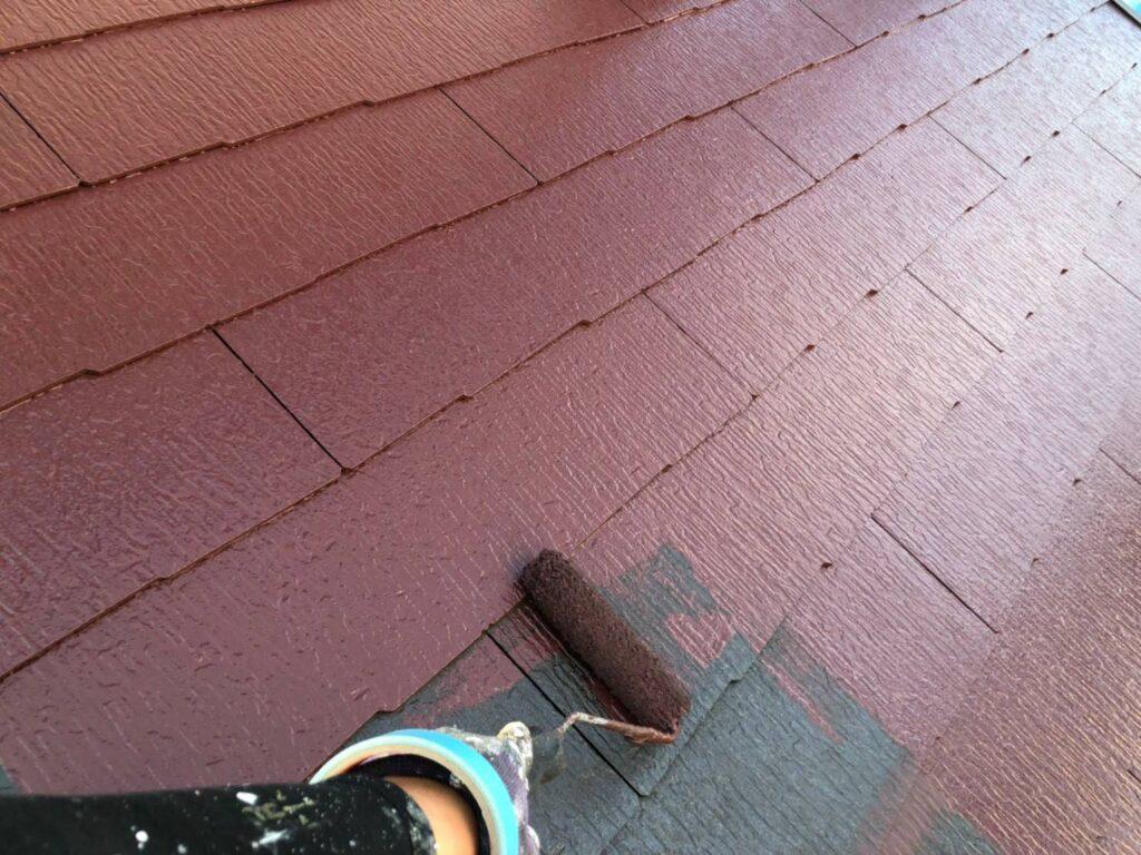 松山市 屋根 外壁塗装