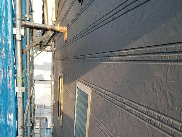 外壁塗装  八幡浜市